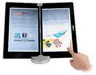czytnik dotykowe dwa ekrany e-book