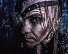 cyberpunk cyborgi przyszłość science fiction