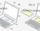 laptop Samsung stacja dokująca telefon