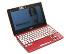 Cedar Trail Eee PC Flare Intel Atom N2800 Intel HD Graphics 3600 matowa matryca