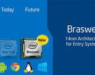 Intel Braswell Intel Celeron Intel pentium