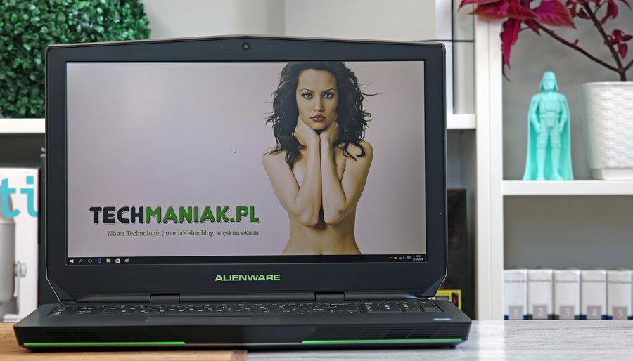 Test Alienware 17 R3  Czy to najlepszy laptop dla gracza?