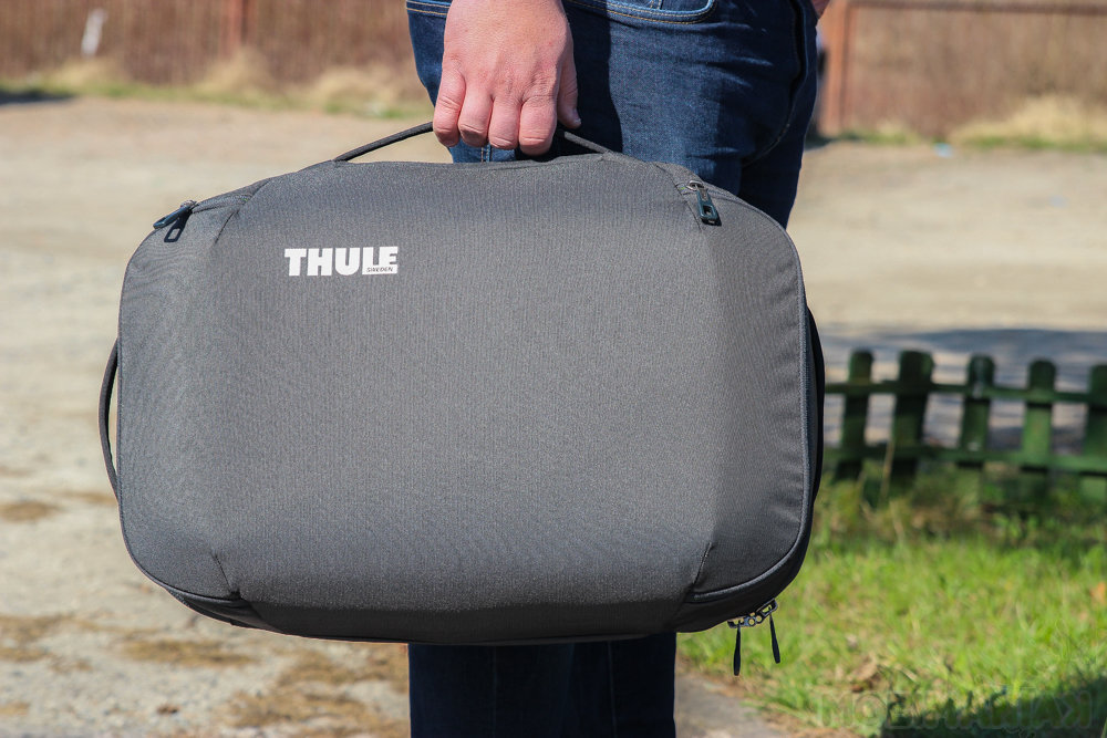 b5d2023b3c5e2 Test Thule Subterra Carry-On 40L. Poręczna torba na laptopa i plecak ...