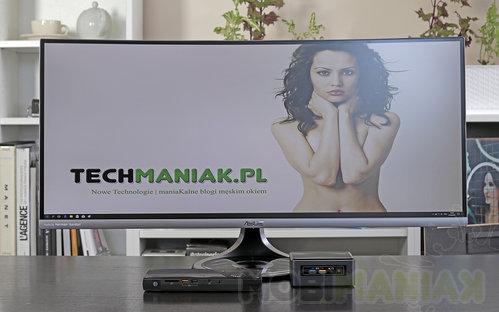 Intel NUC7i3BNH i NUC6i7KYK / fot. mobiManiaK.pl