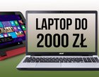 TOP10 Laptop do 2000