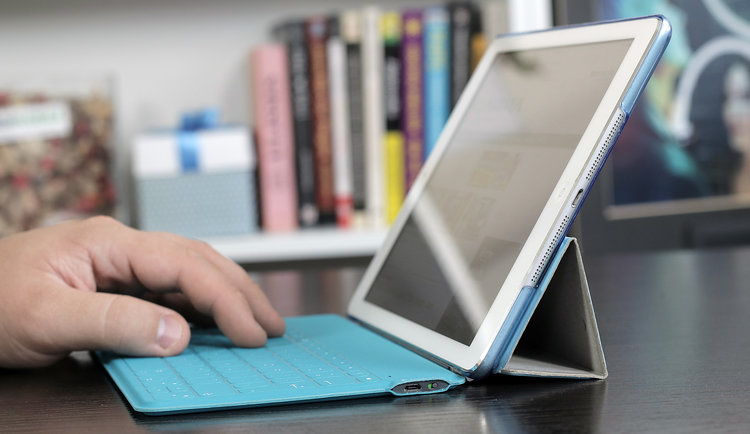 TEST | Logitech Keys-To-Go. Bezprzewodowa klawiatura do iPada -