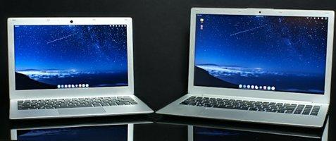 Szukasz taniego laptopa z systemem Linux? Sprawdź Alpha Centurion Nano/Ultra -