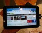 Bluetooth 3.0 dotykowy ekran Google Android 2.2 IFA 2010 Samsung Hummingbird