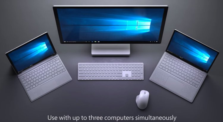 Surface Precision Mouse to myszka, którą chciałbym mieć -
