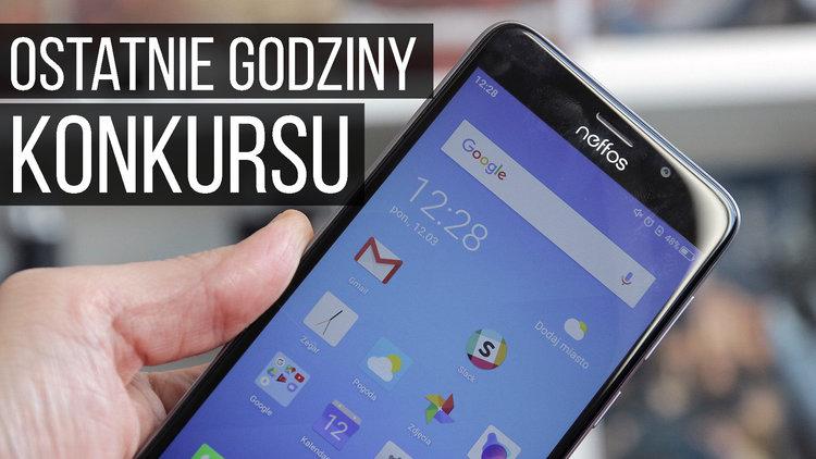 To już ostatnia szansa, aby wygrać smartfon Neffos C7! -
