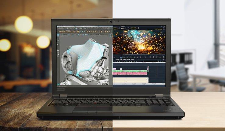 Lenovo ThinkPad P52 – mobilna stacja robocza z 128 GB RAM! -