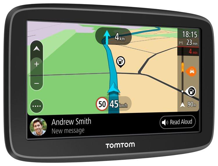 Tania nawigacja TomTom Go Basic z dożywotnimi mapami -