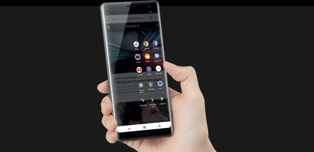 Sony Xperia XZ3 – bardzo żywotna bateria z dodatkową ochroną -