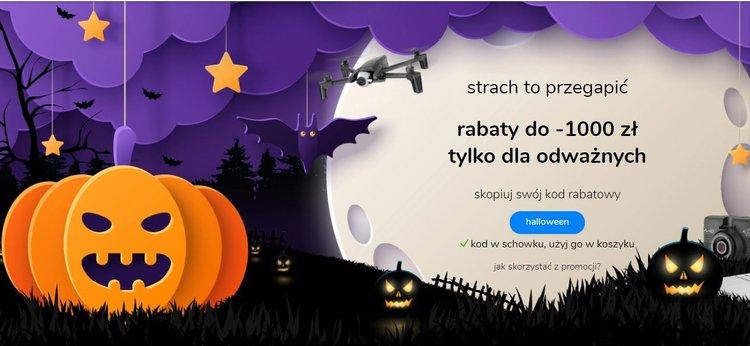 Promocja na Halloween w x-kom.pl: najlepsze oferty na słuchawki -