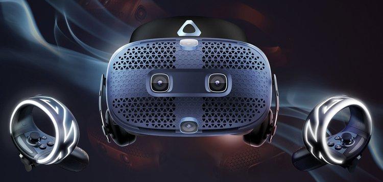 HTC VIVE Cosmos w polskich sklepach. Czy nowe gogle VR odniosą sukces? -