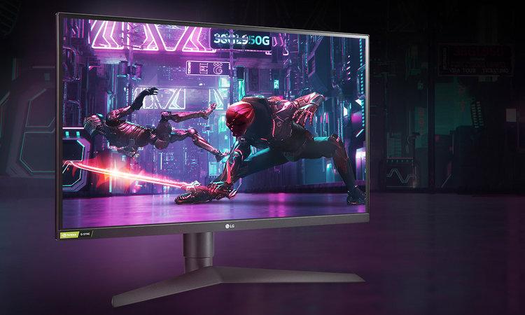 LG 27GL850-B – monitor do gier z matrycą Nano IPS i czasem reakcji 1ms trafia do Polski -