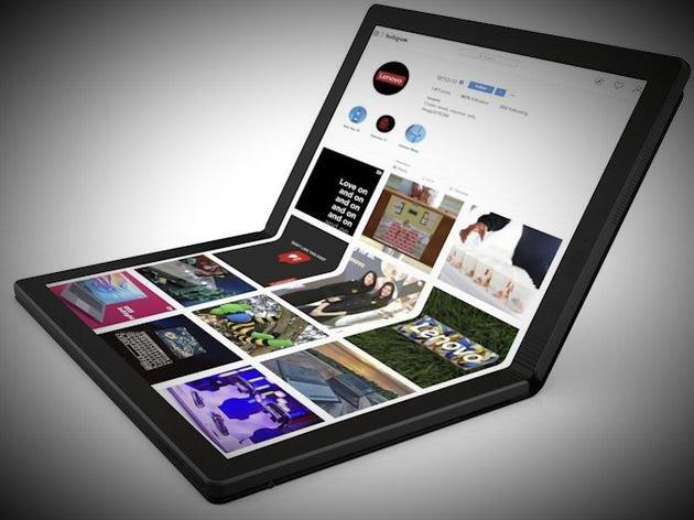 Lenovo ThinkPad X1 będzie pierwszym laptopem ze składanym ekranem. Do debiutu jednak daleka droga -