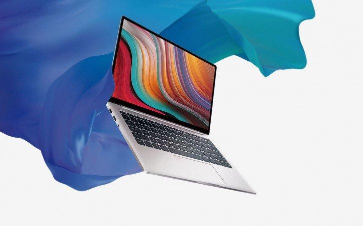"""RedmiBook 13 oficjalnie. To kompaktowy, """"chiński MacBook"""" z bardzo wąskimi ramkami -"""