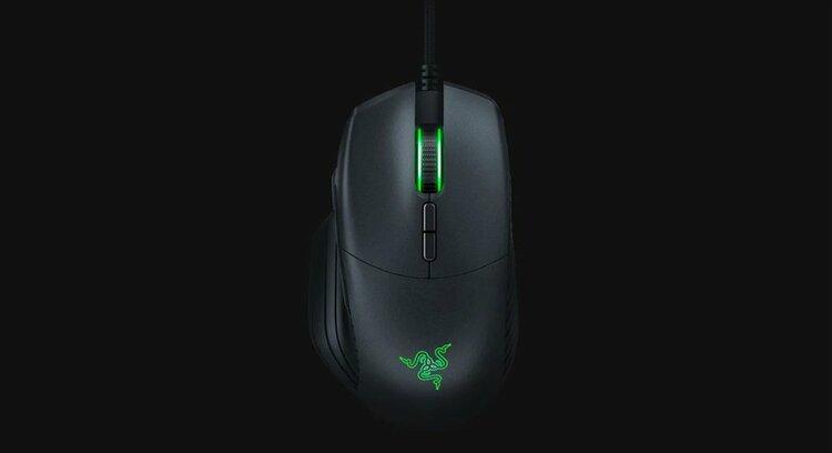 Świetna mysz dla graczy Razer Basilisk taniej w promocji x-kom.pl -